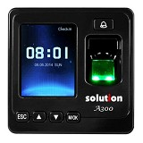 SOLUTION Mesin Absensi [A300] - Mesin Absensi Digital Standalone